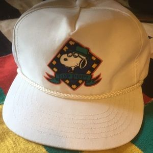 1958 snoopy hat